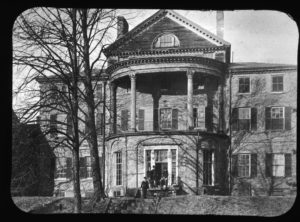 McLean Asylum for the Insane Began as a Mansion Purchased from Joseph Barrell